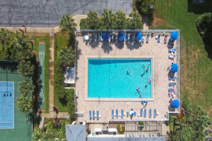 Community Amenities Aerial View 2